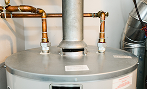 $999 for a Gas or Electric 48 Gallon Water Heater Installed - Warranty Included