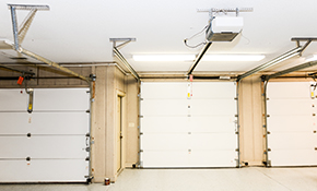 $649 10-Year Garage Door Platinum Protection Program