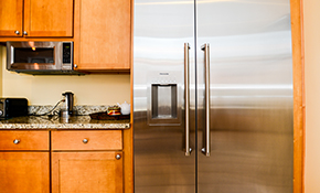 $184 for an Appliance Adjustment Plus Free Service Call