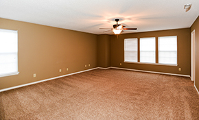 $72 for 2 Rooms of Carpet Cleaning and Protection