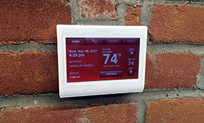 $125 for Honeywell Programmable Thermostat with Installation