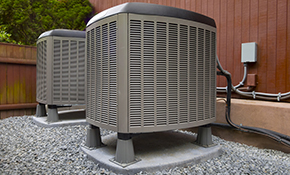 $6,500 for a 3-Ton High-Efficiency Air Conditioner