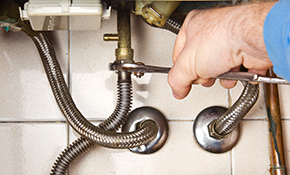 $900 for New Rheem Water Heater Installation