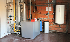$949 for an Electric or Gas Water Heater Installation