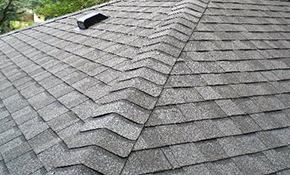 $180 for 20 Feet of Ridge Vent Installation