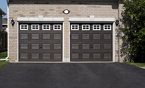 $145 for up to 800 Square Feet of Driveway Asphalt Sealcoating for 2 Car Garage
