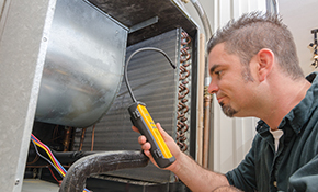 $95 for a Heating and A/C System Seasonal Tune-Up