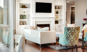 $304 for an Interior Design and Color or Home-Staging Consultation, Redeemable from Home
