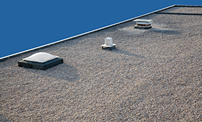 $129 for a Flat Roof Inspection and Maintenance