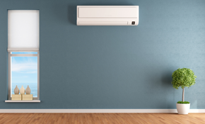 $4,320 for a Ductless Mini - Split (3/4-2 ton) Unit