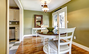 $515 for up to 16 Hours of Interior Painting, Reserve Now for $77.25