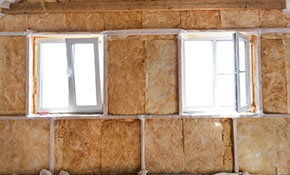 $1,929 for 1,200 Square Feet of Retro-fit Wall Insulation