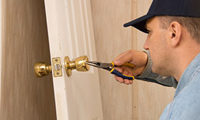 $119 for a Locksmith Service Call and 4 Locks Re-Keyed