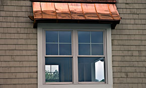$2,961 for Installation of Energy Star Bow Window