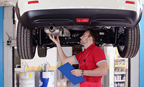 $135 for Undercarriage Steam Cleaning