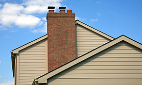 "$279 for a Standard 13"" x 13"" Chimney Cap Installation"