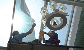 $249 for Window Tinting With Designer Solar Window Film