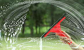 $90 for 3 Hours of Exterior Window Cleaning