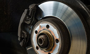 $149.99  for New Brake Pads and Rotors