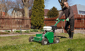 $89 for Lawn Aeration