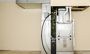 $3,250 for a New Gas Furnace Installation