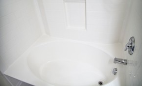 $337 Full Bathtub Refinish