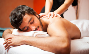 $65 for 1 Hour of Deep Tissue Muscle Work Therapy Massage
