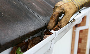 $99 Gutter Cleaning