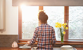 $1,890 for Custom Norman Cordless Semi-Opaque Honeycomb Shades