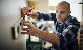 $1,100 for 16 Hours of Handyman Service