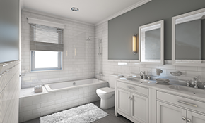 $8,100 Bathroom Remodel, Reserve Now for $405