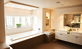 $4,749  for a Bathroom Remodel, Including Demolition, Labor, and Materials (47% Savings) Reserve Now $899