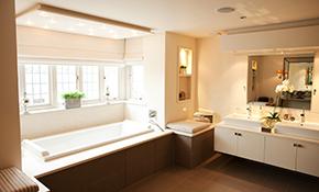 $4,899 Bathroom Remodel