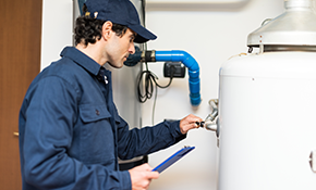 $1,395 for a Gas Water Heater Installation, Reserve Now for $69.75