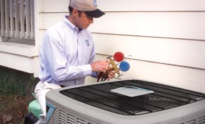 $109 for Seasonal Furnace or A/C Unit Tune-Up