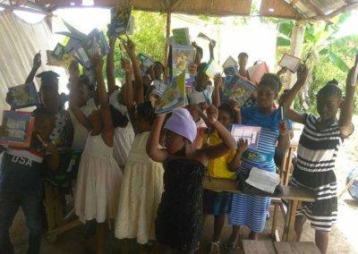 Leogane Church School Materials