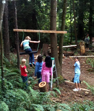 Mercer Island Adventure Playground
