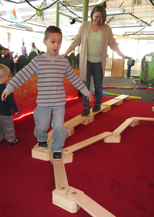 Grand Rapids Children's Museum - Braydon Balance
