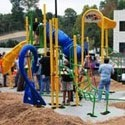 Playground build day