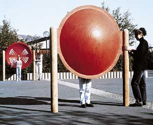 Sound play equipment