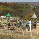 Carder School Koala Run Playground in Corning New York