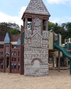 Carder Elementary Koala Run Playground in Corning New York