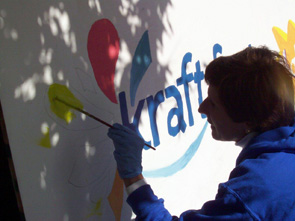 Kraft playground build