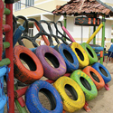 Playground in Thailand
