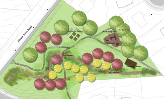 Mount Tabor Meadows design