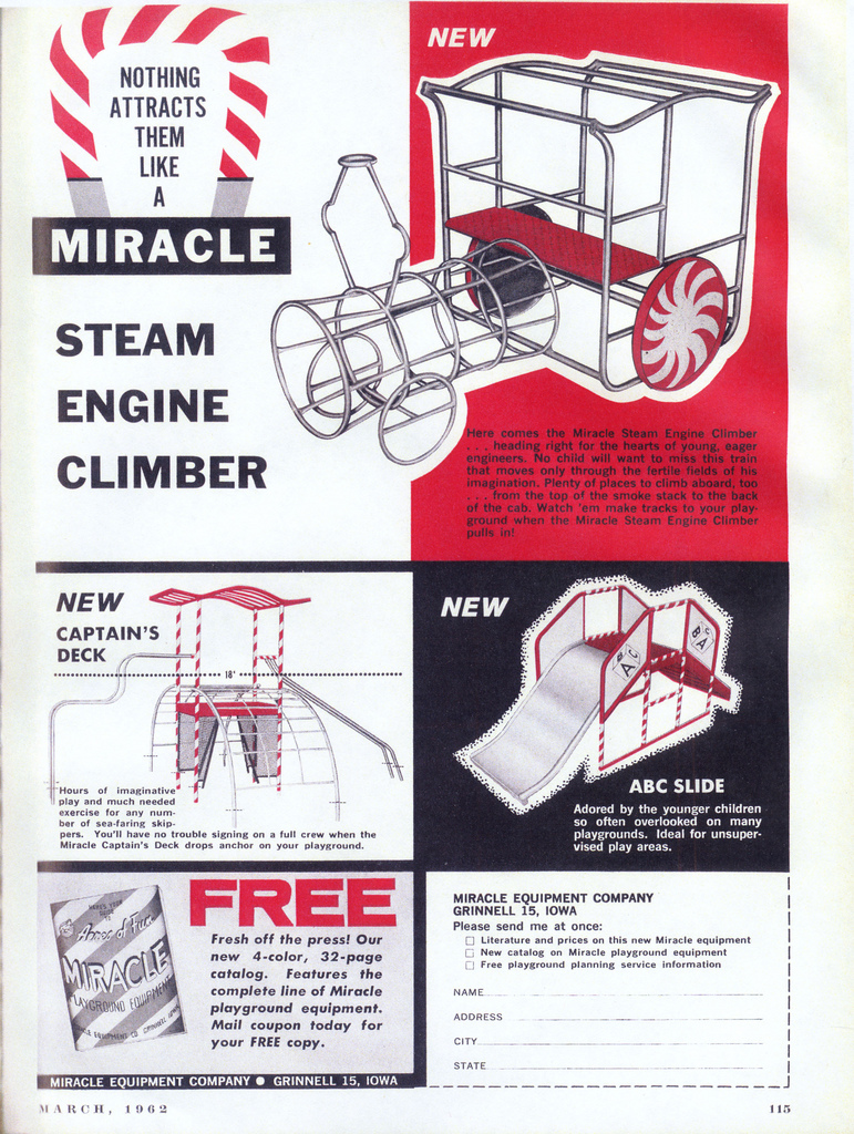 Steam Engine Miracle Company