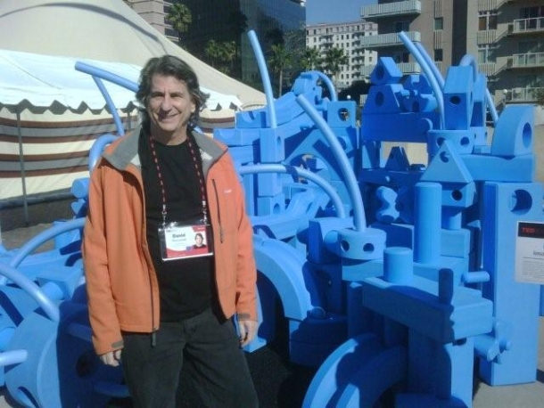 David Rockwell and Imagination Playground™ at TED 2010