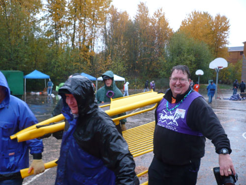 Van Asselt Elementary School Playground Build Seattle Washington