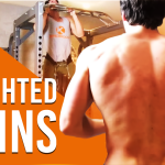 How to Build a Huge Back: The Magic of Weighted Chin ups