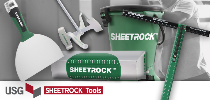 USG Sheetrock Tools